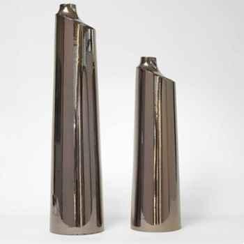 Vase Tempo Design FdC - 5226argent