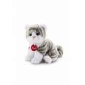 chaton brad blanc gris trudi 20851