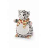 marionette chat gris chien trudi 29983