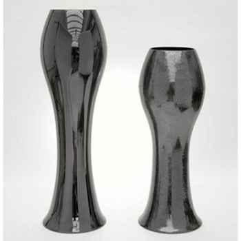 Vase Scala argent Design FdC - 5169argent