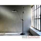 lampadaire balancier sans ampoule objet de curiosite lu038
