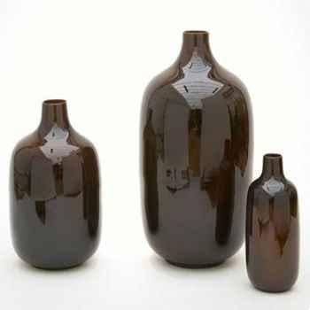 Vase Pallas argent Design FdC - 5140argent