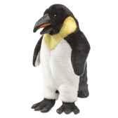 marionnette peluche pingouin folkmanis 2952