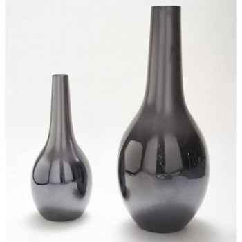 Vase Paname argent ou or Design FdC - 5094argent
