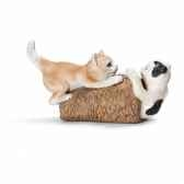 chatons jouant schleich 13723