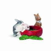 jeune lapin schleich 13725