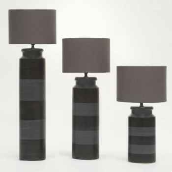 Vase Gitane Design FdC - 5044argent