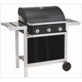 barbecue gaz mixte a capot sidney cookingarden am001tw