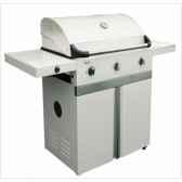 barbecue gaz americain evho 3 blanc cookingarden am003sbb
