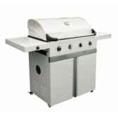 barbecue gaz americain evho 4 blanc cookingarden am004sbb