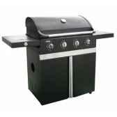 barbecue gaz americain evho 4 noir cookingarden am004sbn