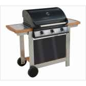barbecue gaz mixte a capot fiesta 3 cookingarden am006tw