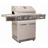 barbecue gaz americain starlight blanc cookingarden am009b