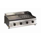 barbecue gaz mixte a poser las palmas cookingarden au006i