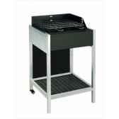 module de cuisine bbq charbon de bois modulo cookingarden ki001ch