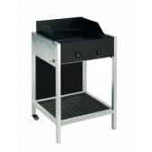 module de cuisine plancha gaz modulo cookingarden ki001pg