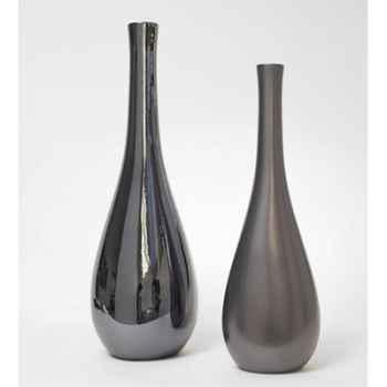 Vase Mango argent ou or Design FdC - 5228argent