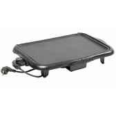 barbecue electrique de table avec plancha garden gril5004010