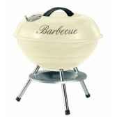 life style barbecue modele de table rond 35 cm garden gril5006105