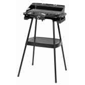 barbecue electrique sur pieds avec grille garden gril5004020