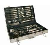 set accessoires inox barbecue 21 pieces garden gril5007210