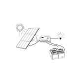 kit solaire n6 120w 12v solariflex kitso6