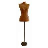 mannequin femme en cuir soluna pn950w