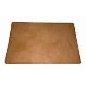 tapis de bureau en cuir soluna pn983