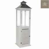 lanterne abbey l35l35h124 blanc 132568