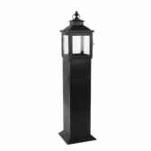 lanterne sabie l22l22h83 noir 133012
