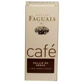 Maison Faguais-Café Gallia du Kenya corsé - CAG25