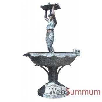 Fontaine sur pied 7 -BRZ0743V
