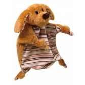 marionnette chien calin mubrno 23601a