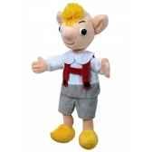 hurvinek parlante 30cm marionnette a main chiot mubrno 27983z