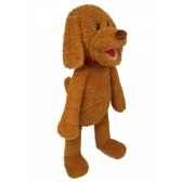 chien de 60 cm marionnette mubrno 43096a