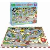 puzzle de sogeant course de voiture vilac 2528
