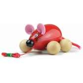 lisa la souris a trainer rouge vilac 2050r