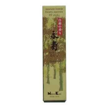 3 Encens Byakudan Eiju parfum santal - 98784