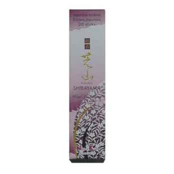 3 Encens Shibayama Meiko parfum santal et herbes - 98785