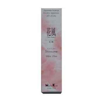 3 Encens Shiraume Ka Fuh parfum prunier blanc - 98786