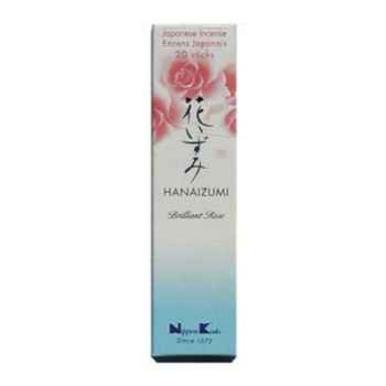 3 Encens Hanaizumi parfum rose - 98788