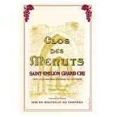 torchon imprime clos des menuts saint emilion 1045