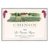 torchon imprime les grandes vignes chinon 1080