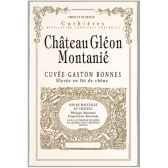 torchon imprime chateau gleon montanie corbieres 1004