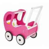 chariot de marche hugo rose fuchsia pinolino 262659