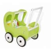 chariot de marche hugo vert pinolino 262688