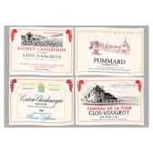 sets de table tissu vin bourgogne 5149