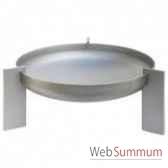 foyer hotlegs 48 cm gris artepuro 01103 00