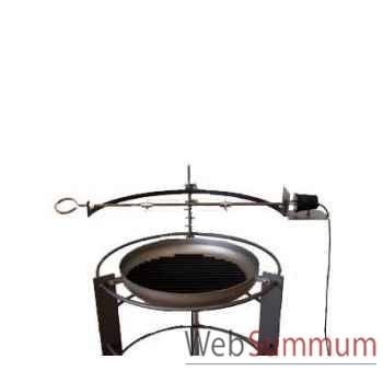 Grill big meal grill top avec moteur électrique Artepuro -02.102-03