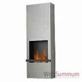 cheminee long one acier inoxydable artepuro 21105 00